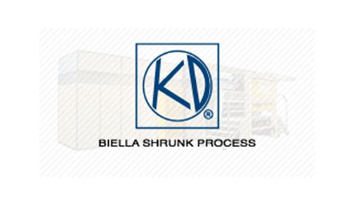 Biella Shrunk Proces